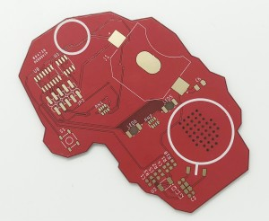 XWS Multi-Layer FR-4 Immersion Au board PCB With Cheap Price