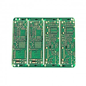 XWS GPS PCB Manufacturer Provide High Quality FR4 Circuit Board