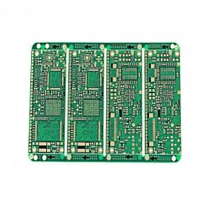 XWS GPS PCB Hersteller bieten eine hohe Qualität FR4-Leiterplatte