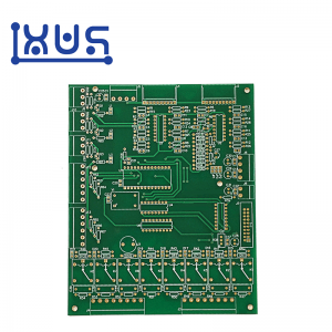 XWS Electronic ENIG Multilayer FR4 1.6mm PCB Prototype Manufacture
