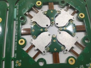 XWS Custom Electronic 8 Layer Circuit Board base FR4 PCB Manufacture And Assembly
