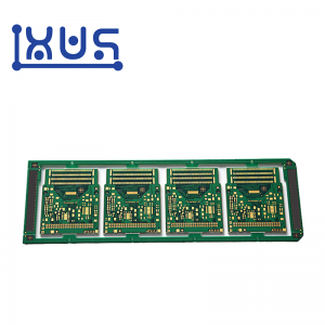 XWS 94v0 Board Control FR4 Double Side PCB Circuit Board Manufacture