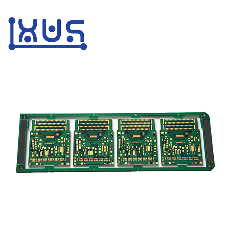XWS 94v0 Board Control FR4 Double Side PCB Circuit Board Manufacture Featured Image