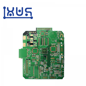 XWS 94v0 Control FR4 4 Layer PCB Circuit Board Raw Materials Supplier