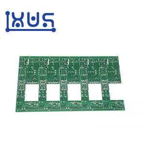 XWS Custom Electronic  FR4 94v0 1 layer PCB Circuit Board Prototype