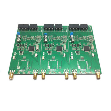 XWS 94v0 Circuit Board Control 4 Layer USB PCBA PCB Assembly Service Featured Image