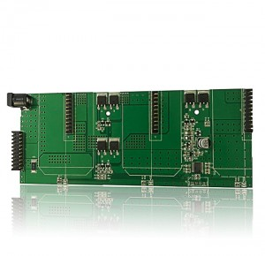 XWS 94v0 Electronic FR4 HSAL Double Side PCBA Board PCB Assembly Manufacturer