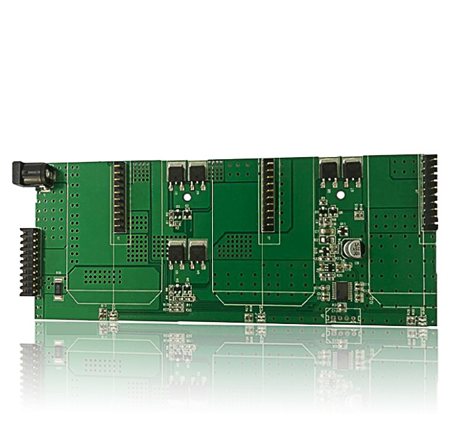XWS 94v0 Electronic FR4 HSAL Double Side PCBA Board PCB Assembly Manufacturer Featured Image