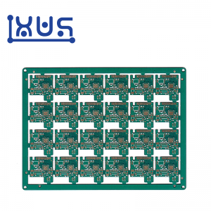XWS Electronic Custom Charger Double Side PCB Circuit Board Factory