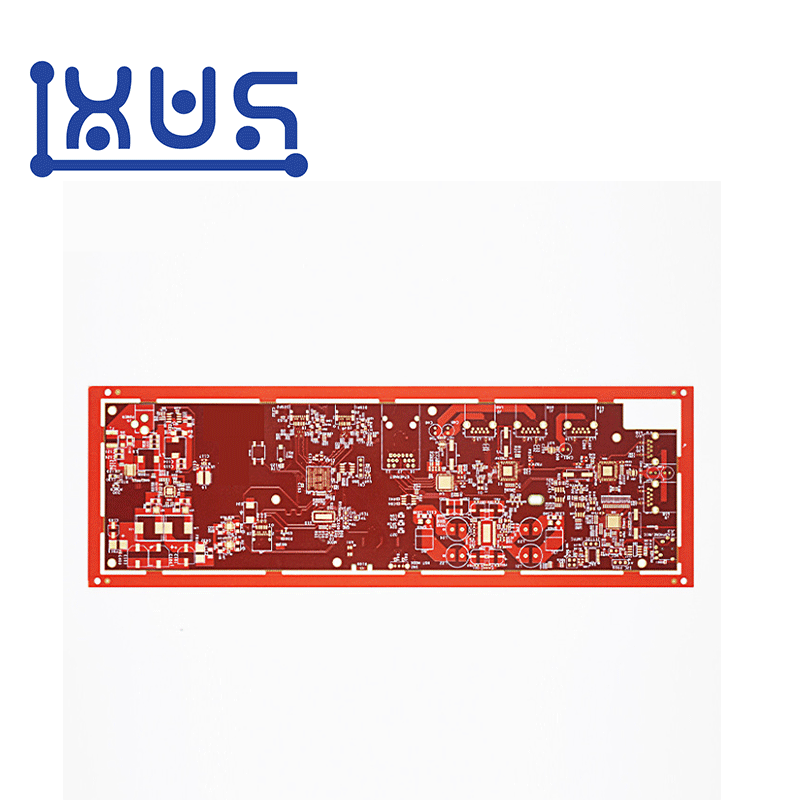 XWS 94v0 Board FR4 1.6mm Double Side PCB Circuit Board Manufacture Featured Image