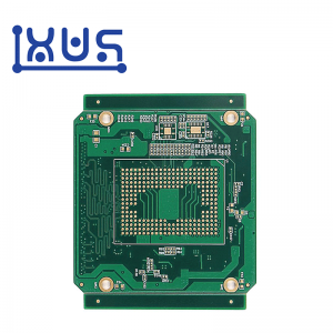 XWS 94v0 FR4 Multilayer PCB Board Raw Materials Manufacture