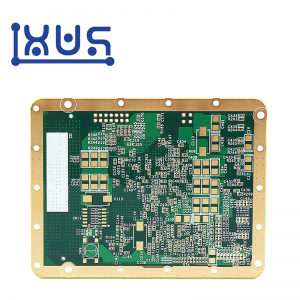XWS Shenzhen Electronic FR4 ENIG Multilayer PCB Board Manufacturer