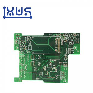 XWS 94v0 Board Control Bare FR4 1.6mm Double Side PCB Circuit Board Manufacture