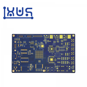 XWS Electronic Custom Wifi Multilayer PCB Circuit Board Prototype Factory