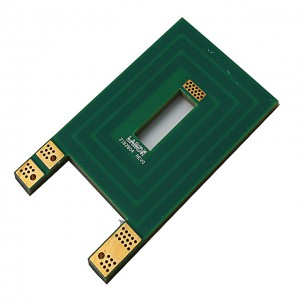 XWS 10 Layer Power Supply Copper PCB Board Base FR-4