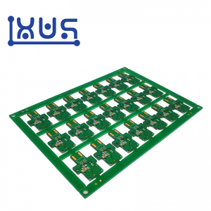 XWS Custom Wifi FR4 1.6mm ENIG Single Side PCB Circuit Board Factory