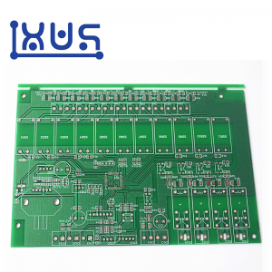 XWS China Custom Double Side Printed Circuit Boards PCB Prototype