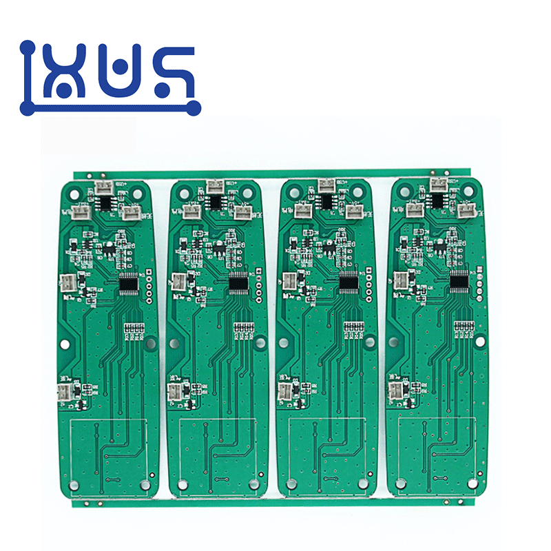 XWS Custom SMT FR4 1.6mm 2 layer PCB Manufacture And Assembly Featured Image