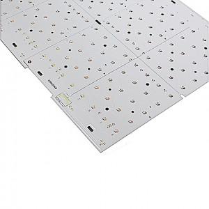 XWS Automotive LED lighting Aluminium Base FR-4 Prited Circuit Board Thermal Conductivity 2.0w/mk PCB