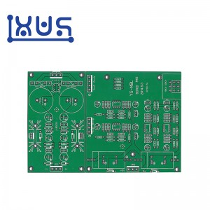 XWS Printed Circuit Board FR4 PCB Double Side PCB Manufacturer