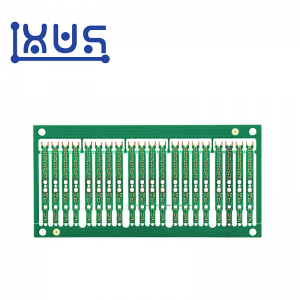 XWS Control FR4 1.6mm Single Side Keyboard PCB Board Prototype Manufacture