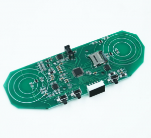 XWS Electronic 2 layer PCBA PCB Prototype Manufacture And Assembly