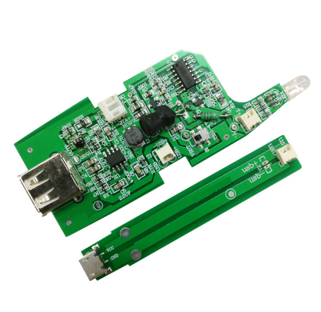 XWS 94v0 Circuit Board FR4 4 Layer Charger PCB Assembly PCBA Manufacturer Featured Image