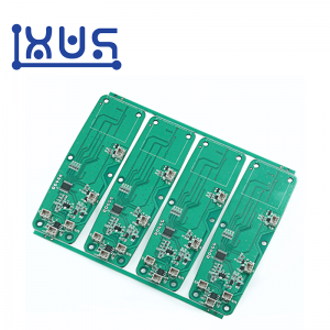 XWS Custom SMT FR4 1.6mm 2 layer PCB Manufacture And Assembly