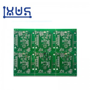XWS FR4 PCB Double Side PCB Printed Circuit Board Shenzhen PCB Design