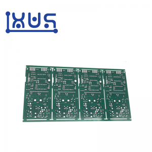 XWS Custom Sample HASL LF FR4 Single Side Bare Printed Circuit Board