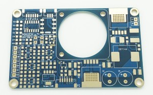 XWS FR4 1.6mm Multi-Layer Custom Circuit Board PCB
