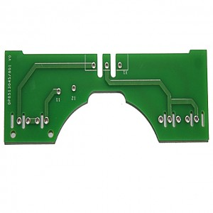 XWS Power Supply Double Side HASL LF Printed Cricuit Board PCB Fabrication