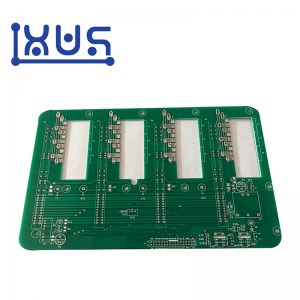 XWS Charger FR4 94v0 Double Side PCB Circuit Board Fabrication Factory