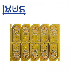 XWS Custom 94v0 Board FR4 Single Layer PCB Fabrication Factory