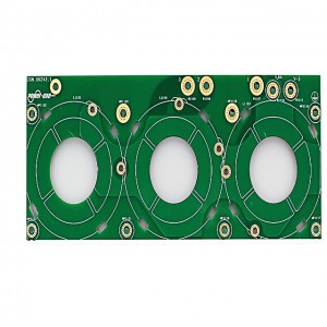 XWS Power Supply Metal Board Multi-layer Immersion Au HDI PCB