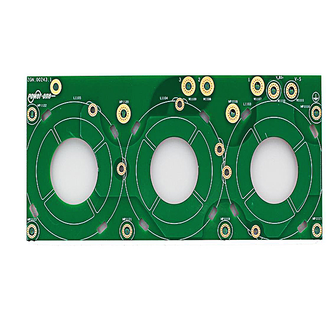 XWS Power Supply Metal Board Multi-layer Immersion Au HDI PCB Featured Image