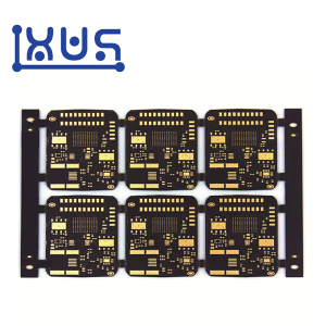 XWS China Control ENIG Single Side PCB Printed Circuit Board Supplier