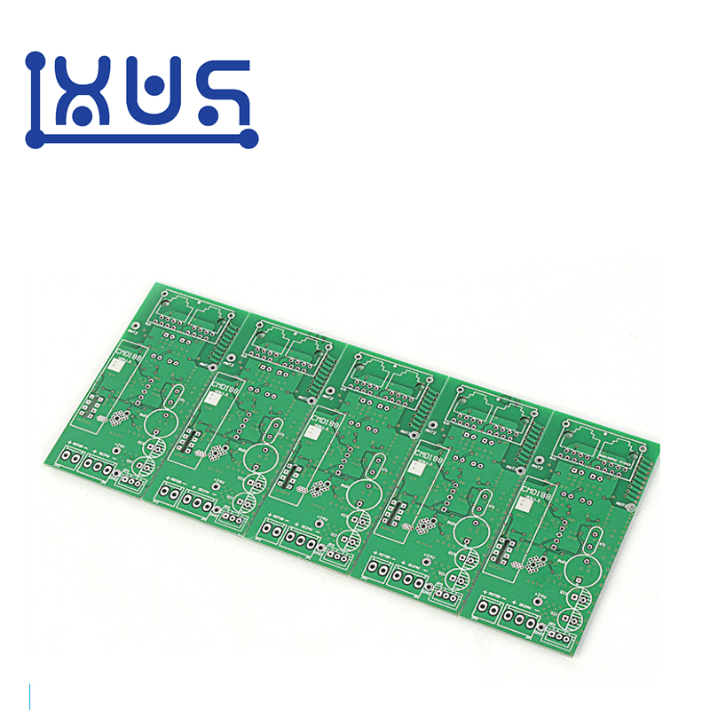 XWS 94v0 Board Single Side FR4 PCB Raw Materials Fabrication Factory Featured Image