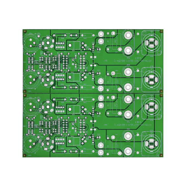 XWS 94v0 Control FR4 1.6mm PCB Circuit Board Manufacture And Assembly Featured Image
