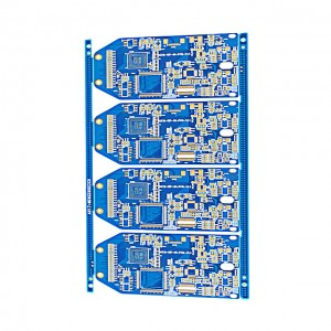 XWS FR4 ENIG Charger PCB Manufactur And Assembly