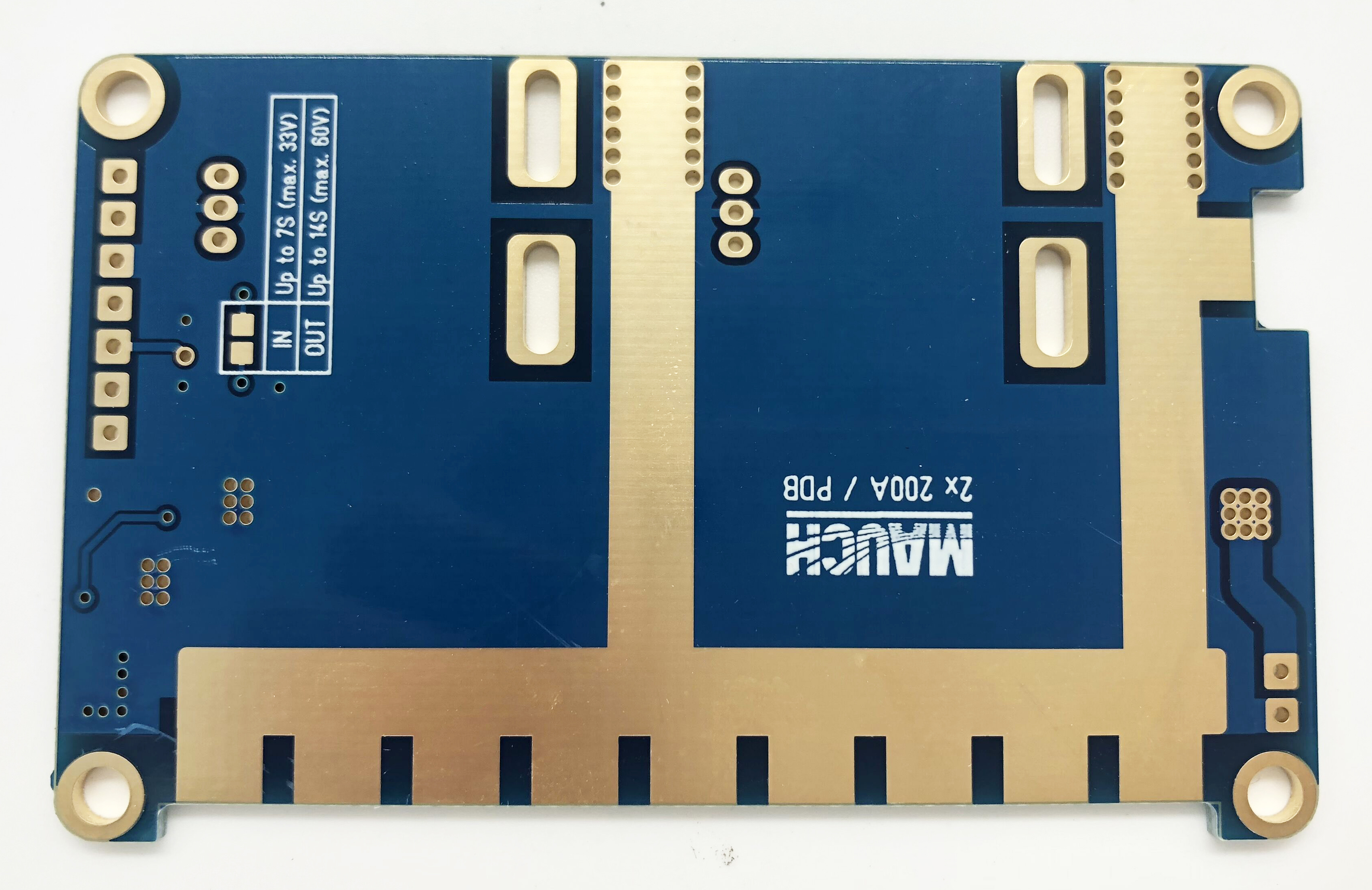XWS Double Side Immersion Au Circuit Board PCB Supplier With UL Featured Image