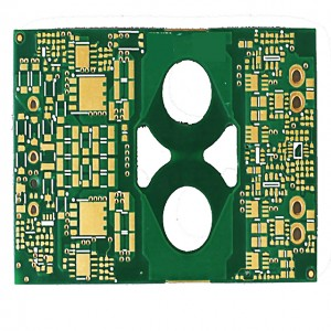 XWS Thick Copper Board Blind Buried Hole FR4 PCB Manufactor
