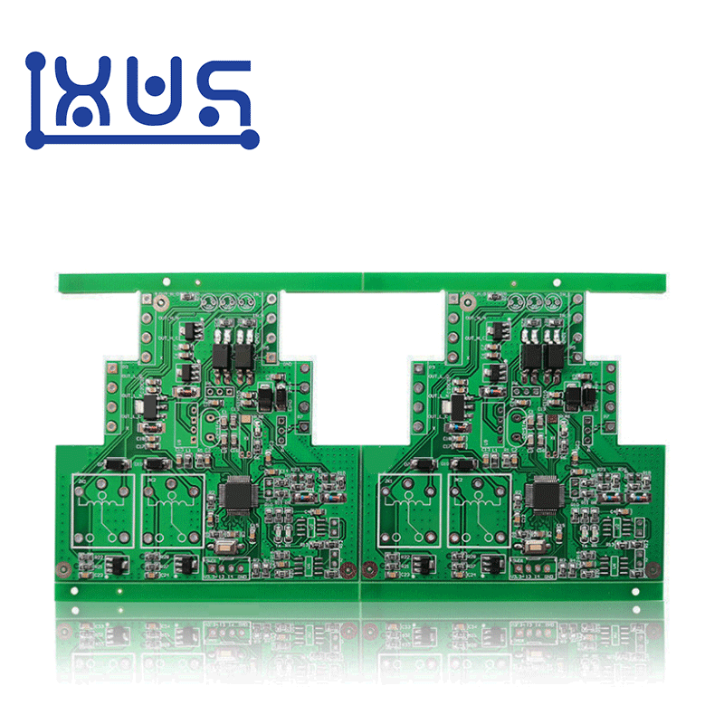 XWS 94v0 Board SMT FR4 Multilayer PCB PCBA Assembly Board Manufacturer Featured Image