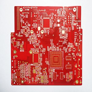 XWS Main Board 4 Layer Immersion Au Circuit Board PCB Manufacturer With UL