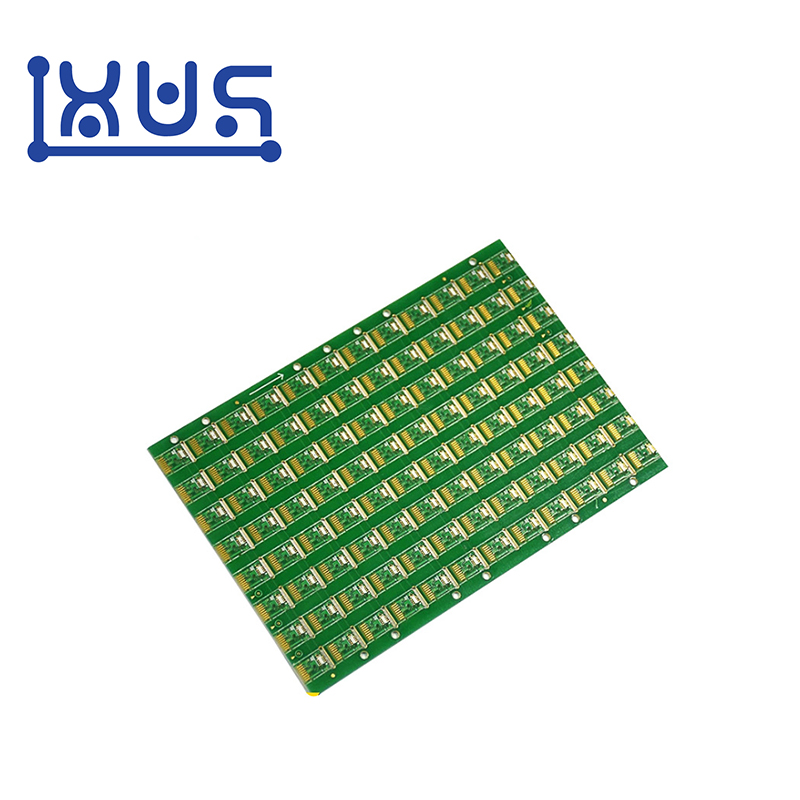 XWS Aluminium Base Led PCB 94v0 Printed Circuit Board Shenzhen Manufacturer Featured Image