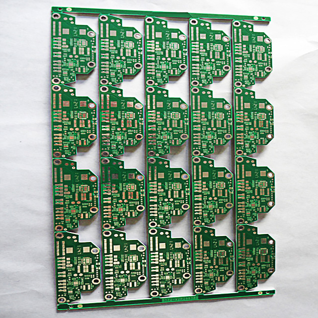 XWS 2 Layer HASL Car Audio Printed Cricuit Board PCB Suppliers Featured Image