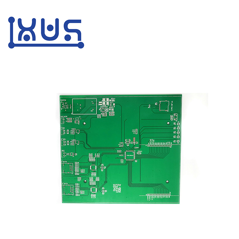 XWS Printed Circuit Board PCB FR4 94v0 Circuit Board PCB Manufacturer Featured Image
