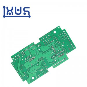 XWS Custom Electronic printing circuit board FR4 PCB PCBA Board Factory Shenzhen Supplier