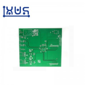 XWS Printed Circuit Board PCB FR4 1.6mm Shenzhen PCB Manufacturer