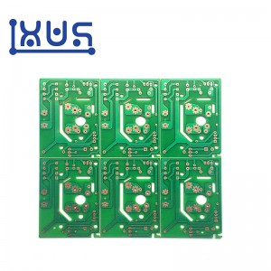 XWS PCB Printed Circuit Board FR4 PCB Manufacturer Electronic Board